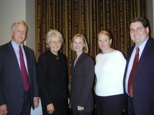 PILP Class 2003 Year End Reception.