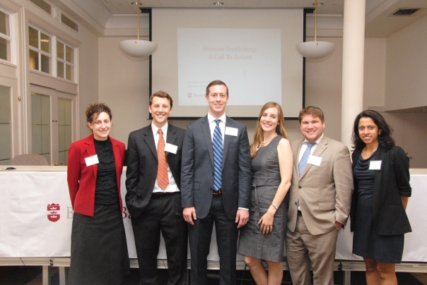 The Public Interest Leaders who coordinated this program. Staci Rubin, Daniel Routh, Benton Bodamer, Jacqueline Anchondo, Omar Gonzalez-Pagan, and Anjali Waikar.