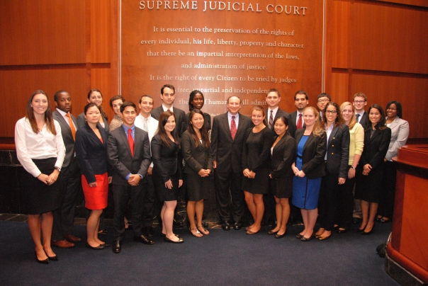 The Judicial Internship Program offers diverse law students the opportunity gain hands-on experience in the legal field.