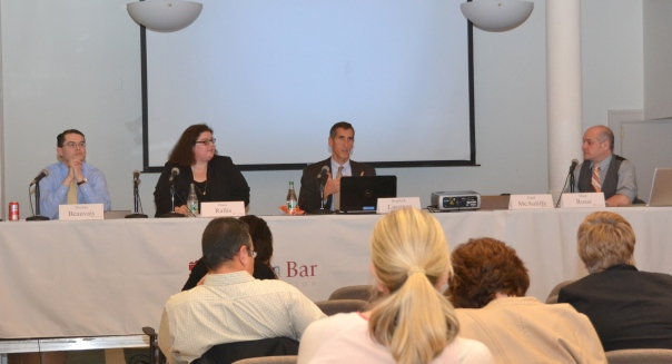 Last Thursday, the BBA hosted the second training if a 4-part CLE series on Representing Military Personnel and Veterans.
