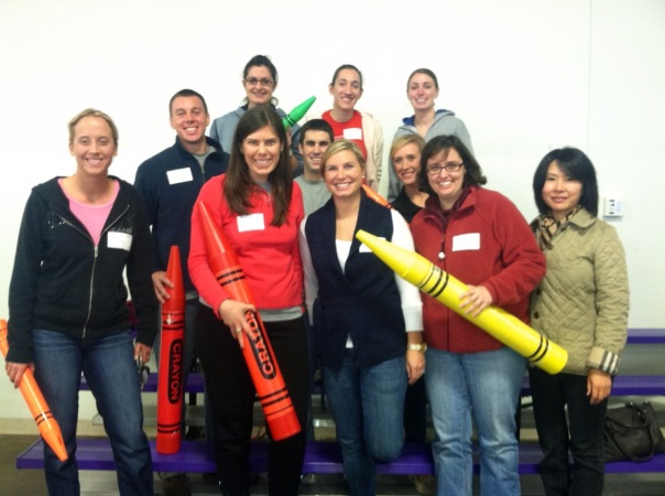 Volunteer at Cradles to Crayons