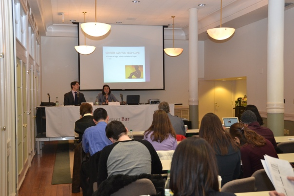 The BBA and Lutheran Social Services teamed up to train attorneys to take special immigrant juvenile status cases.