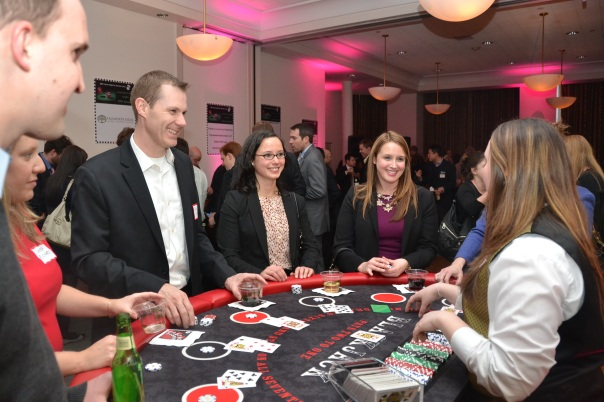 The money raised at the 5th Annual Casino Night fund Boston public high school students to work in legal service and government agencies through the BBA Summer Jobs Program.