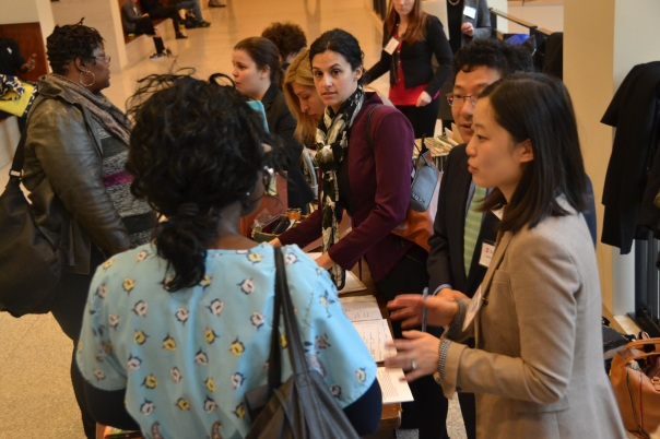 Volunteer attorneys provide necessary help at the Boston Housing Court through the Lawyer for the Day Program.
