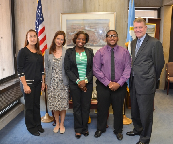Each summer, the City of Boston, Office of the Corporation Counsel hires two students through the BBA Summer Jobs Program.