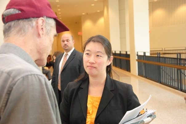 Volunteer attorneys are the backbone of the Lawyer for the Day in the Boston Housing Court Program.