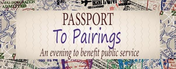 Pairings website banner