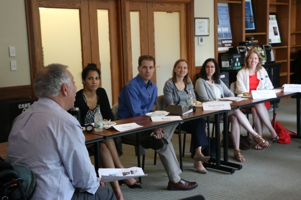 Glenn Mangurian spoke with PILP 11 about the key components of leadership.